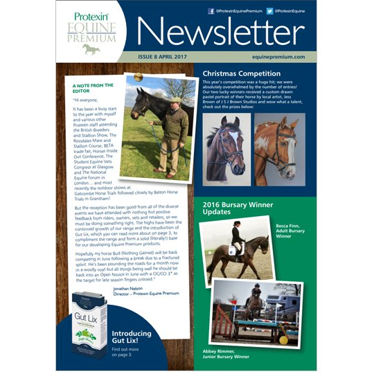Equine Premium Newsletter Issue 8