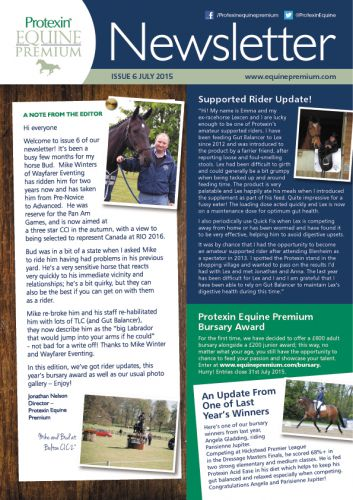Equine Premium Newsletter Issue 6